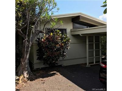 Single Family Home In Escrow Showing: 1190 Iki Place #