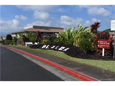 Mililani Condo/Townhouse In Escrow Showing: 95-1050 Makaikai Street #14B