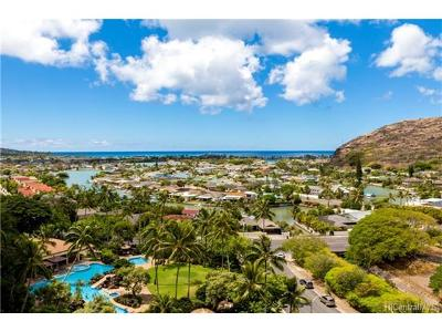 Honolulu Condo/Townhouse For Sale: 521 Hahaione Street #2/11K