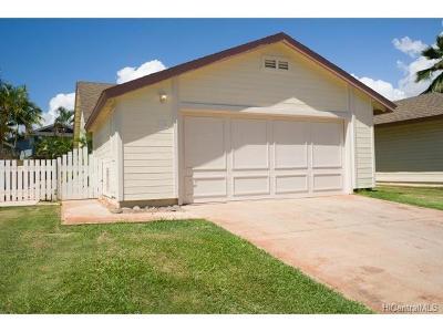 Waianae HI Single Family Home For Sale: $462,000