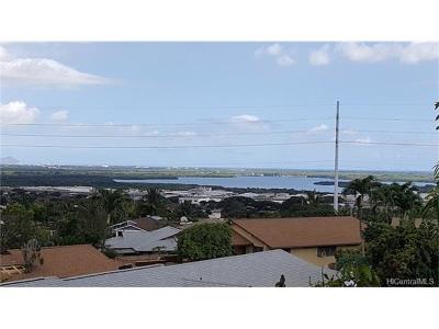 Waipahu Single Family Home For Sale: 94-183 Kupuna Loop