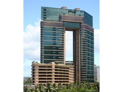 Honolulu Condo/Townhouse For Sale: 1888 Kalakaua Avenue #Various