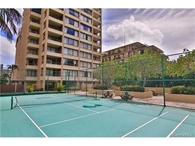 Condo/Townhouse For Sale: 430 Lewers Street #1405