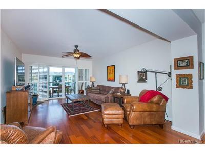 Condo/Townhouse For Sale: 501 Kailua Road #1305