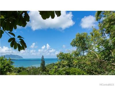 Honolulu County Residential Lots & Land In Escrow Showing: 44-119a Kahinani Way #A