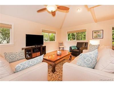 Single Family Home For Sale: 45-526 Mahinui Road #19