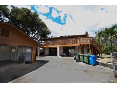 Waianae Single Family Home For Sale: 84-1096 Lahilahi Street