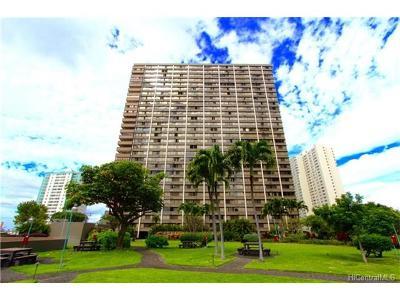 Honolulu Condo/Townhouse For Sale: 1255 Nuuanu Avenue #E202