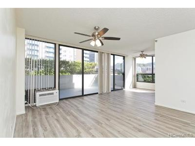 Honolulu Condo/Townhouse For Sale: 876 Curtis Street #605