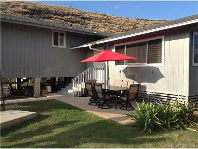 Waianae Single Family Home For Sale: 86912 Pukui Place #A