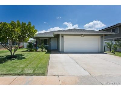 Waianae HI Single Family Home In Escrow Showing: $560,000