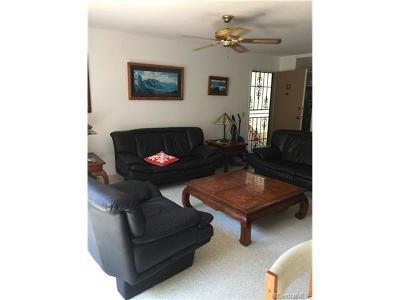 Waianae HI Condo/Townhouse For Sale: $179,500