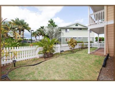 Waipahu Condo/Townhouse For Sale: 94-510 Lumiaina Street #K101