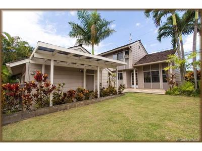 Kaneohe Condo/Townhouse For Sale: 46-283 Ahui Nani Place