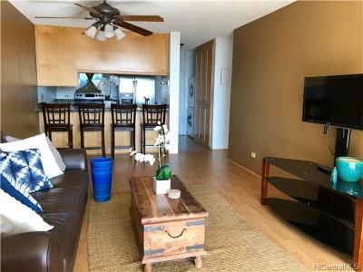 Aiea Condo/Townhouse In Escrow Showing: 98-099 Uao Place #409