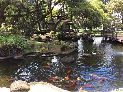 Honolulu Condo/Townhouse For Sale: 1519 Nuuanu Avenue #241