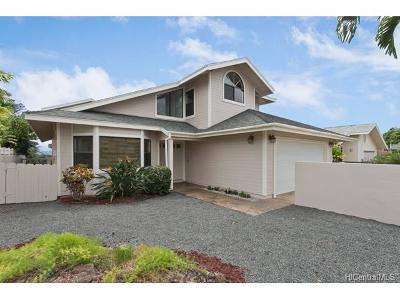Mililani Single Family Home For Sale: 94-462 Punono Street