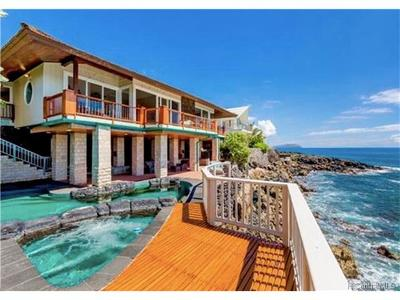 Honolulu Rental For Rent: 4240 Kaikoo Place