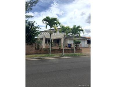 Mililani Single Family Home In Escrow Showing: 94-226 Hokulewa Loop