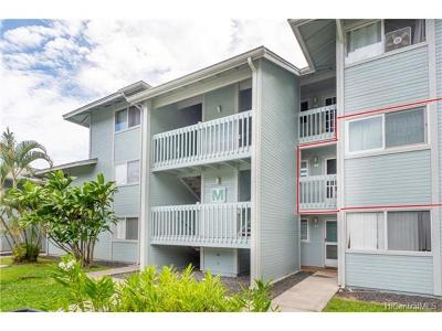 Mililani Condo/Townhouse For Sale: 95-786 Wikao Street #M204