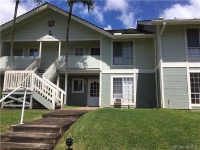 Waipahu Condo/Townhouse For Sale: 94-1451 Waipio Uka Street #L104