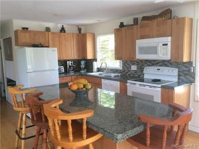 Waianae Single Family Home In Escrow Showing: 84-651 Widemann Street