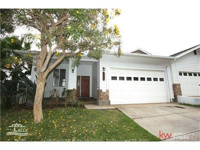 kapolei Single Family Home In Escrow Showing: 92-1085 Palahia Street #D