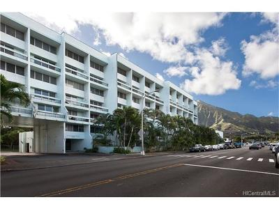 Condo/Townhouse For Sale: 46-270 Kahuhipa Street #A410