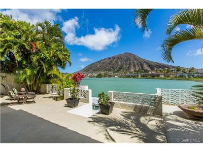Single Family Home For Sale: 7093 Hawaii Kai Drive