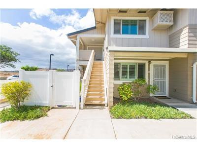 kapolei Condo/Townhouse For Sale: 91-1039 Kamaaha Avenue #1503