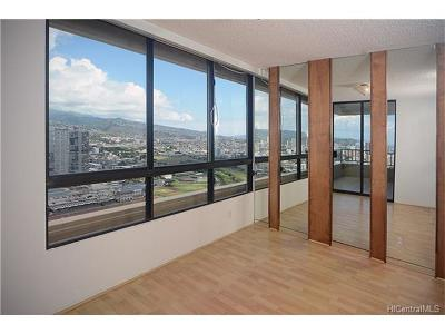 Condo/Townhouse For Sale: 2121 Ala Wai Boulevard #4101