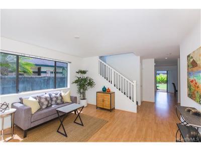 Mililani Single Family Home For Sale: 95-1053 Keni Street
