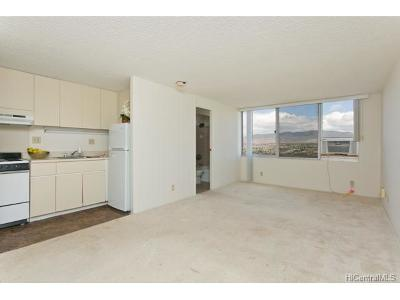 Pearl City Condo/Townhouse For Sale: 1060 Kamehameha Highway #2901A