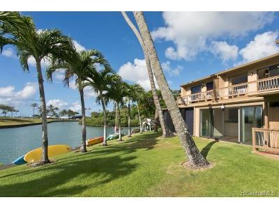 Honolulu Condo/Townhouse For Sale: 6370 Hawaii Kai Drive #50