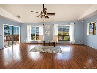 Waianae HI Single Family Home For Sale: $600,000