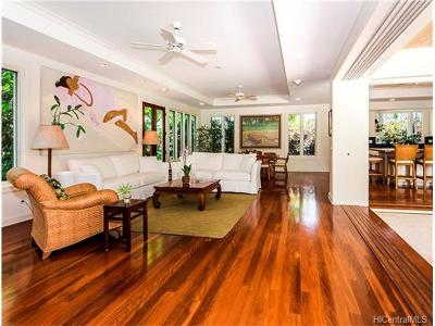 Single Family Home For Sale: 1037 Koloa Street