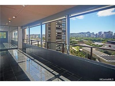Honolulu Condo/Townhouse For Sale: 581 Kamoku Street #1004