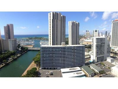 Honolulu Condo/Townhouse For Sale: 419a Atkinson Drive #406