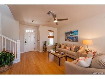 Condo/Townhouse For Sale: 580 Lunalilo Home Road #B-332