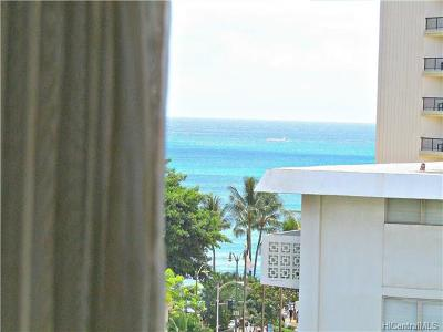 Honolulu HI Condo/Townhouse For Sale: $280,000