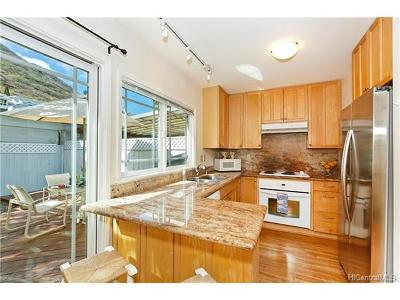Honolulu HI Condo/Townhouse For Sale: $635,000