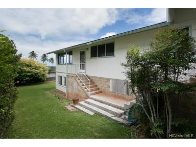 Kaneohe Single Family Home For Sale: 46-165 Lilipuna Road