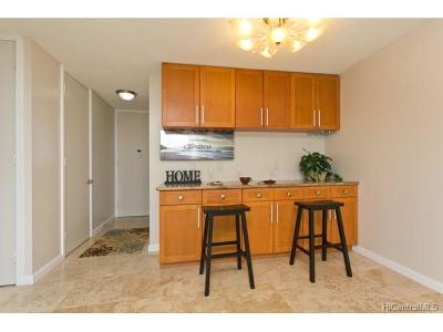 Honolulu HI Condo/Townhouse For Sale: $465,000