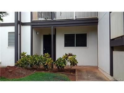 Condo/Townhouse For Sale: 94-615 Kahakea Street #4H