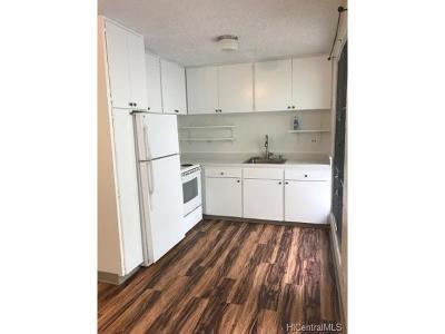 Honolulu, Kailua, Waimanalo, Honolulu, Kaneohe Rental For Rent: 1512 Spreckels Street