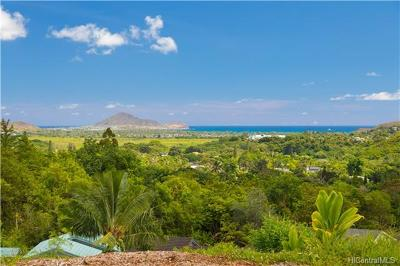 Kailua Residential Lots & Land For Sale: Lopaka Way #6