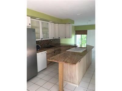 Honolulu, Kailua, Waimanalo, Honolulu, Kaneohe Rental For Rent: 445 Kawailoa Road #9