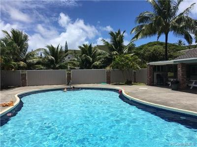 Kaneohe Rental For Rent: 44-1553 Laha Street #2203