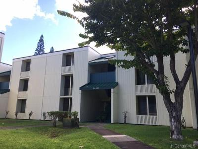 Mililani Condo/Townhouse In Escrow Showing: 94-942 Meheula Parkway #245