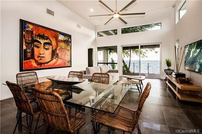 Single Family Home For Sale: 47-409 Kamehameha Highway #B